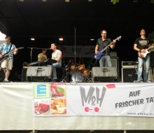 Brunnenfest Rock Pop Band Sun Arena