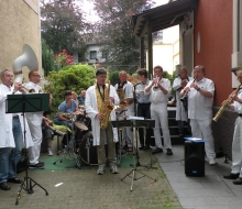 Dixieland Jazz Band Hot Doxx
